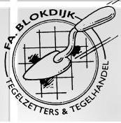 logo blokdijk tegelzetters